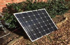 150 Watt Monocrystalline Solar Panel by Biva Solars Private Limited