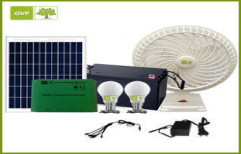 40W Solar Home Lighting System by Green Village Power (Unit Of AGS Tech Exim Private Limited)