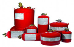 ABC Automatic Modular Type Fire Extinguisher by Aristos Infratech