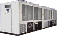 Air & Water Cooled Screw Chillers by Satya Aircon & Engineering Services Private Limited