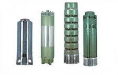 Borewell Submersible Pump by Ganga Submersible Pumps