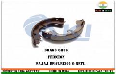 Brake Shoe Bajaj Three Wheeler Motocarro by AKI Torito Repuestos