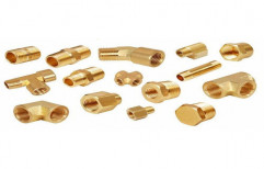 Brass Fittings Parts by Hindustan Hydraulics & Pneumatics