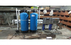 Drinking Water RO Plant 250 Lph by Aditya Pure Water India