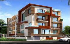 Exterior Designing Service by Sharma Aluminum & Furniture