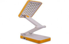 Foldable Rechargeable Table Lamp by Soham Enterprise