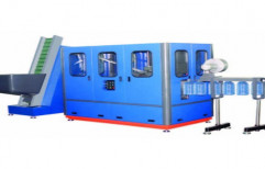 Fully Automatic Pet Blow Moulding Machine by KB Associates