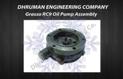 Grasso RC9 Oil Pump Assembly by Dhruman Engineering Company