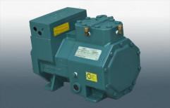 Industrial Bitzer Compressor by Dhruman Engineering Company