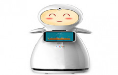 Information Display Robot (FN/007/001) by S. K. Robotic LLP