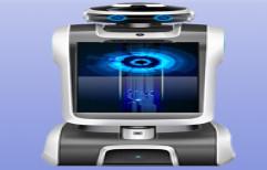Information Display Robot (FN/007/003) by S. K. Robotic LLP
