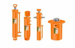 Jack Hydraulic Cylinder by Comtech Engineers & Consultants (p) Ltd.
