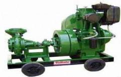 Kirloskar Diesel Engine Water Pump by Baldev Fertilizers