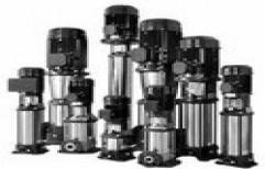 Kirloskar Vertical Multistage Inline Pumps by Nayan Corporation