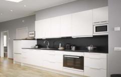 Godrej Modern Kitchen  by N K Designers