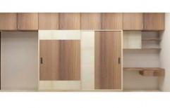 Modular Wardrobe by Rethin Interior Decorator