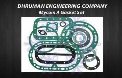 Mycom A Gasket Set by Dhruman Engineering Company