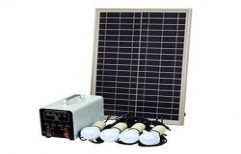 Off Grid Solar Lighting System by SHROM Enterprises