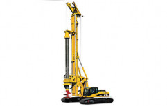 Pile Drilling Rigs by Hara Rock Drills Pvt. Ltd.