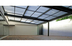Polycarbonate Roof by Kuchchal International
