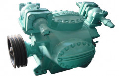 Reconditioned Carrier Compressor by Dhruman Engineering Company
