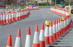 Road Safety Cones by Aristos Infratech