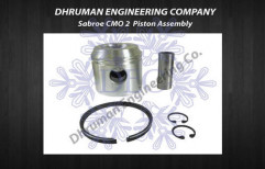 Sabroe CMO 2 Piston Assembly by Dhruman Engineering Company
