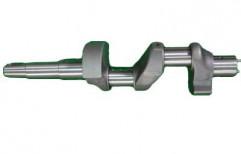 Sabroe Compressor Crankshaft by Dhruman Engineering Company