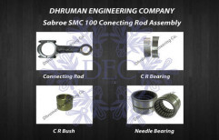 Sabroe SMC 100 Connecting Rod Assembly by Dhruman Engineering Company