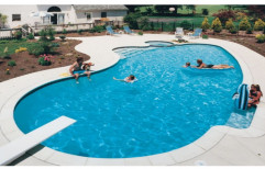 Shaped Swimming Pools by Vardhman Chemi - Sol Industries