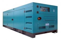 Silent Diesel Generator by Puneet Power Generator