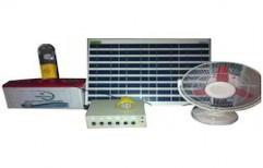 Solar Home Light System by Minda Solar