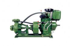 Water Cooled Diesel Engine Pump Set