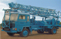 Water Well Drilling Rigs by Kores Industries Limited