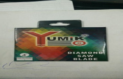 Yumik Marble Cutting Blades by PNT Marketing Concern