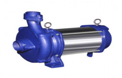 Single Phase Horizontal Open Well Pump by Kmp Industries