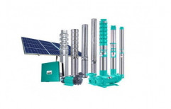 Solar Submersible Pumps by Mascot Pump Limited