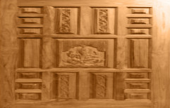 Teak Door by M. P. Patel & Co