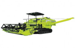 Combine Harvester by George Maijo Industries Private Limited