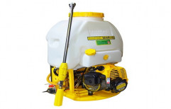 Knapsack Power Sprayer (Petrol) KK-KPS-162 by Kisan Kraft Ltd