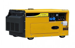 Outdoor Diesel Genset by Nipa Commercial Corporation