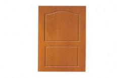 Sintex  Brown PVC Doors  For Bathroom by Sai Doors