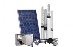 Solar Pumping System by Shivam Photovoltaics Pvt. Ltd.