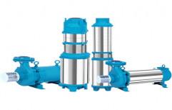 Submersible pumpsets by Sabar Pumps Pvt. Ltd