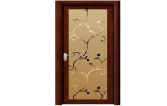 Fiber Bathroom Door