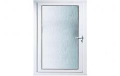 Aluminum Door  for Bathroom by Shree Ram Designer Door And Lemination