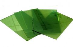 Argon Green Window Glass by Rama Glass Corporation