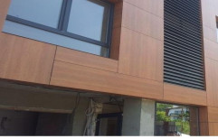 High Pressure Laminate Cladding   by V R Building Solutions