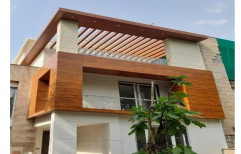 Greenlam HPL  Cladding   by Shree Sakshi Infratech