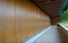 Samrat HPL Wood Cladding   by KVC Floorings Private Limited